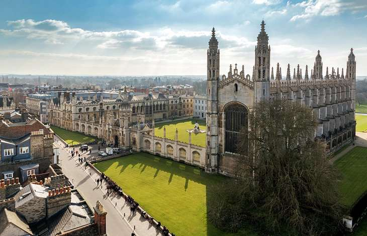 Cambridge & Oxford