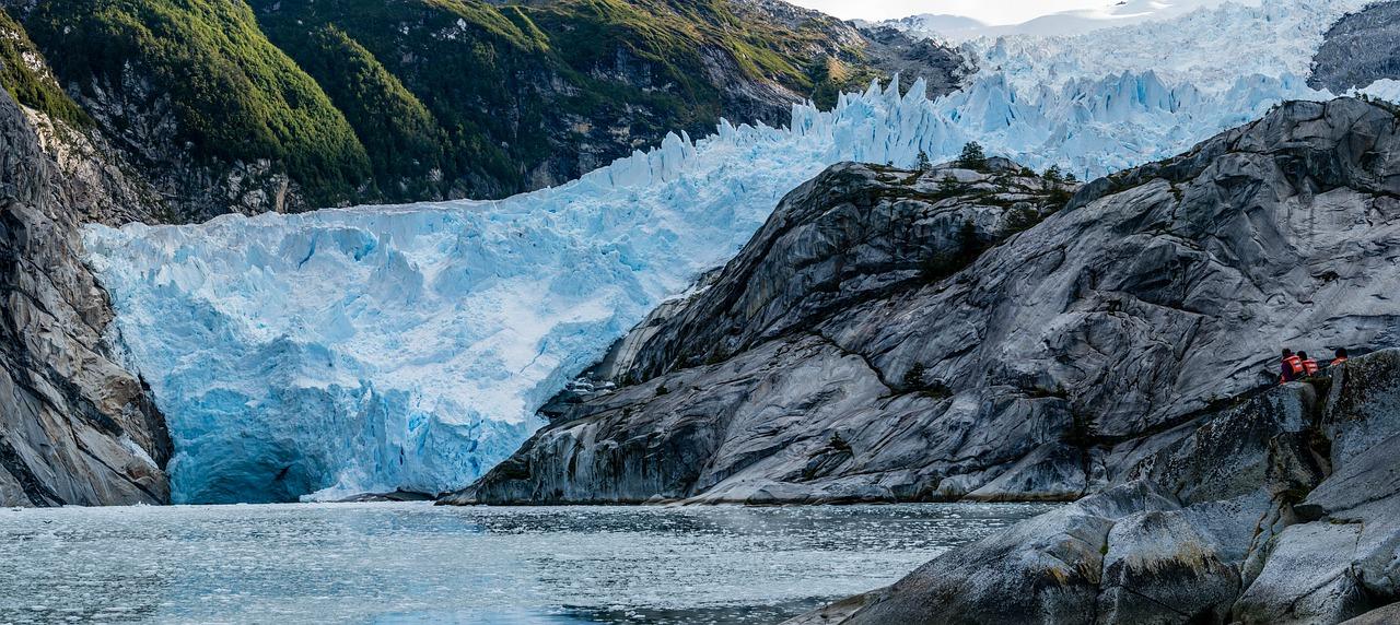 Patagonia Azure Glaciers Chile
